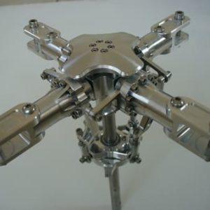 4 Blatt Rotorkopf von GM Heli CZ