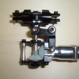 Alu Heckrotor T Rex 450 pro TT
