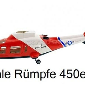 Scale Rümpfe 450er Mechanik