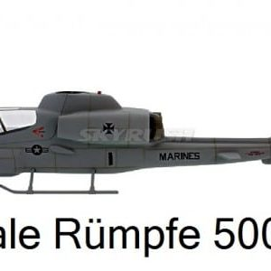 Scale Rümpfe 500er Mechanik