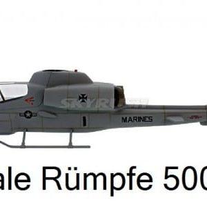 Scale Rümpfe 500er Mechanik