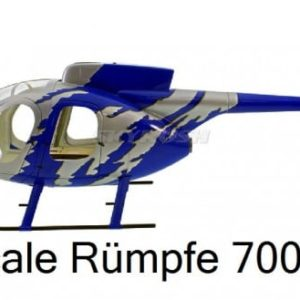 Scale Rümpfe 700er Mechanik