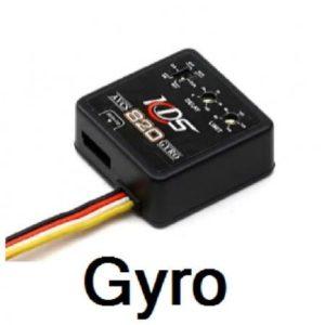 Gyro / Flybar Systeme