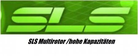SLS Multirotor/hohe Kapazitäten