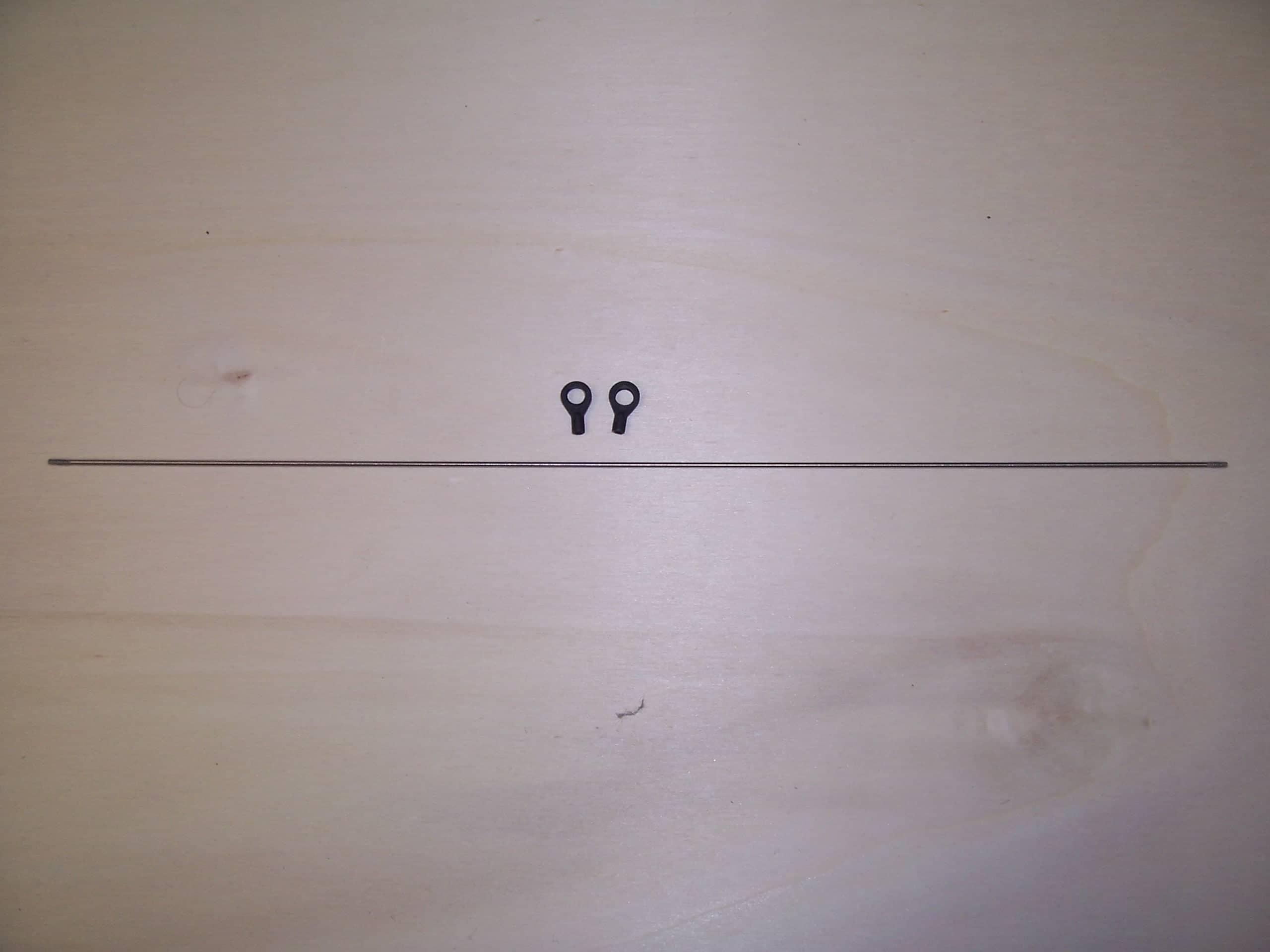 Heckrotoranlenkung T Rex 450 V2/V3/Sport