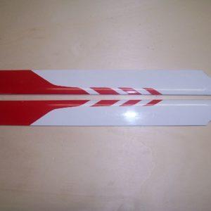 Hauptrotorblätter GFK rot T Rex 450 325mm