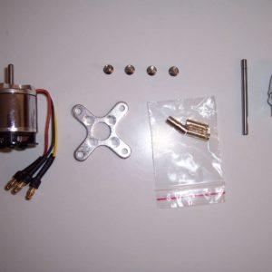 Silver D 2830 KV800