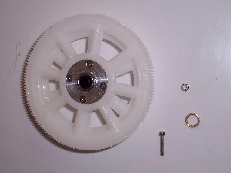 Hauptgetriebe mit Freilauf T Rex 450L pro