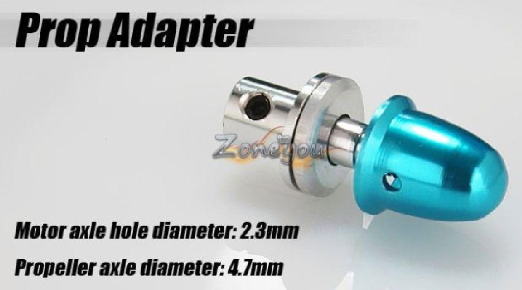 Propeller Adapter JJ 2,3 Spinnerkonus
