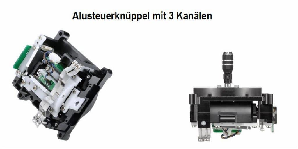 JR Propo 28X Set mit RG731BX und Alukoffer