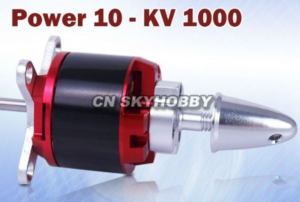 Power 10 C3542 C KV1000