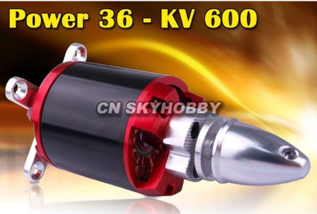 Power 36 C4260 C KV600