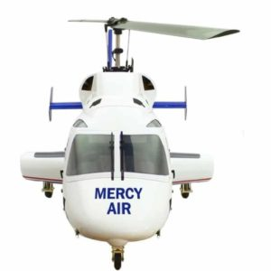 Roban Superscale Bell 222 Mercy Air 800er
