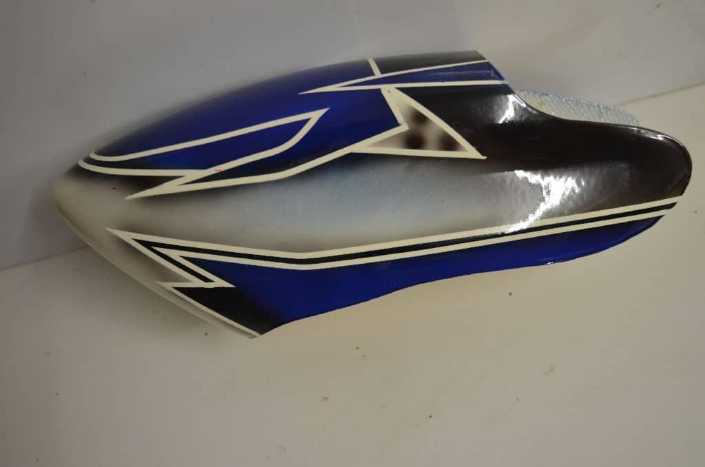 T Rex 450 DFC BD Clone Bausatz Garett
