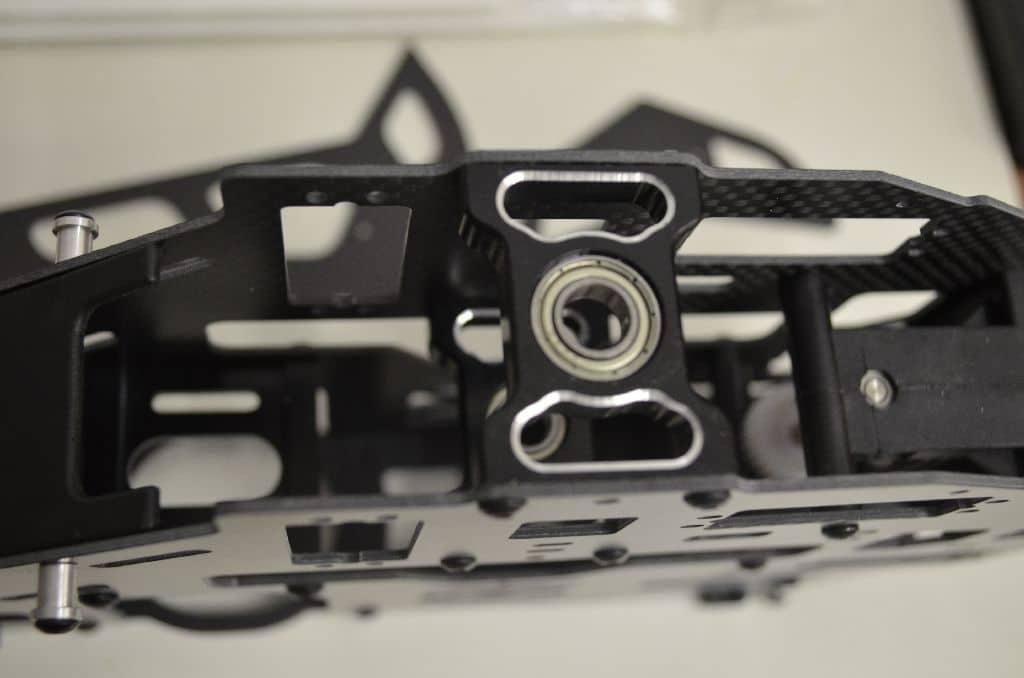 T Rex 500 CopterX 500 HKH 500SE DFC TT