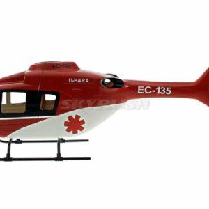 Scale Rumpf Roban Eurocopter EC135