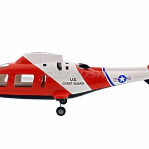 Scale Rumpf Augusta A109 Coast Guard
