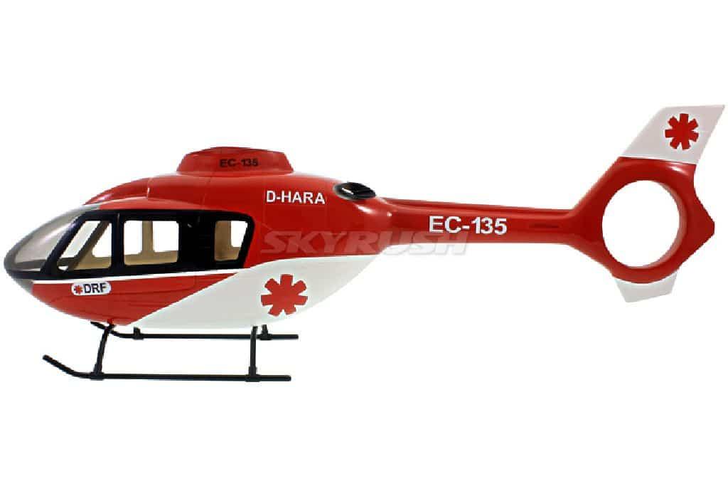 Roban Scale Rumpf Eurocopter EC135 Medico