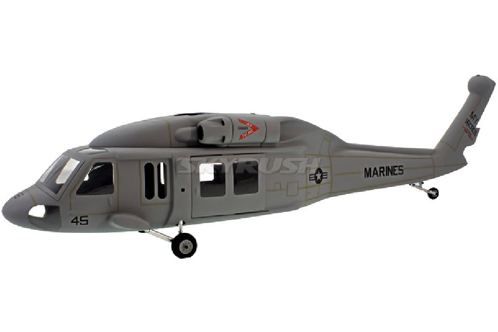Roban Scale Rumpf Sikorsky HH-60 Blackhawk