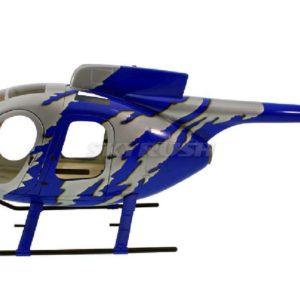 Scale Rumpf Roban MD500E Give blue