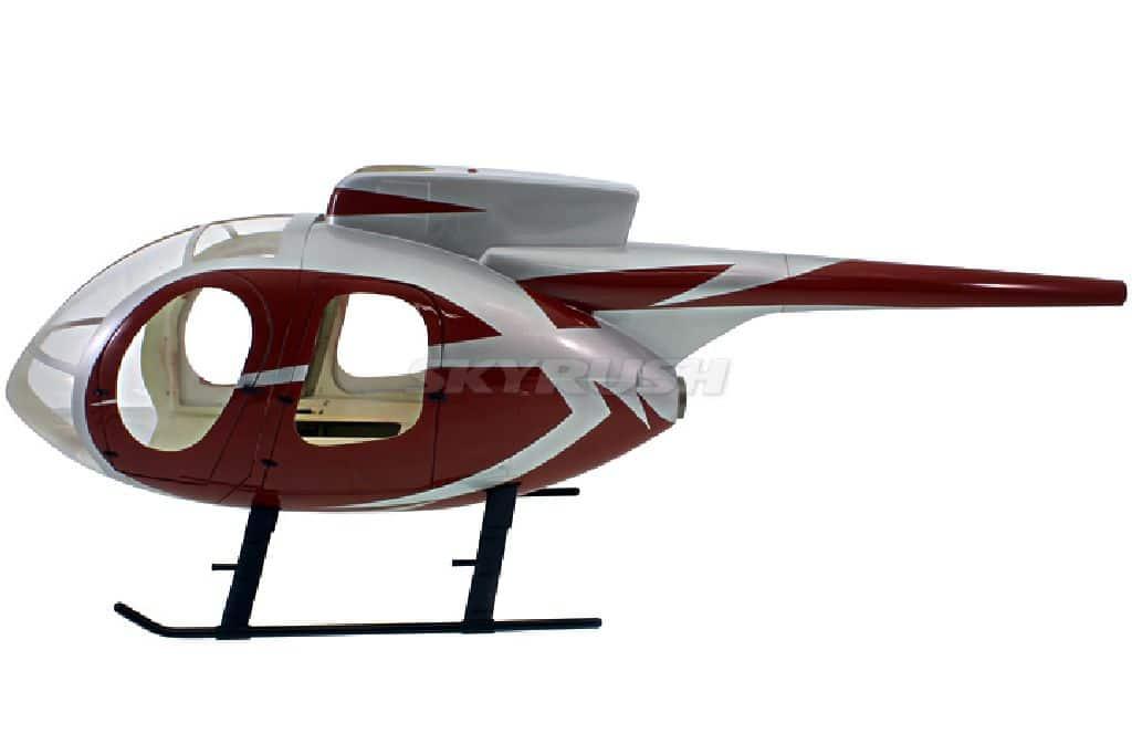 Scale Rumpf SKYRUSH MD 500E