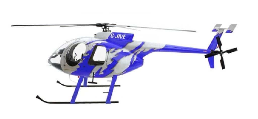 Roban Superscale Hughes 500E 800er