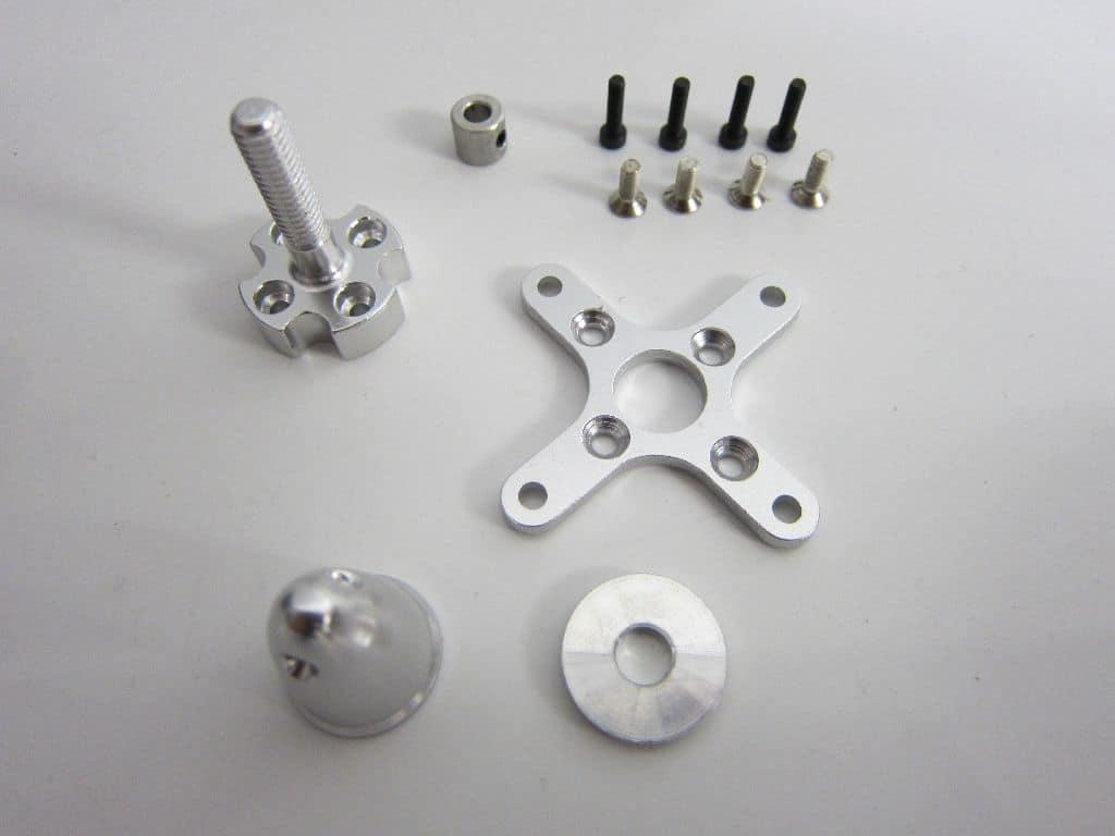 Frontmontage Set für C35 Motoren