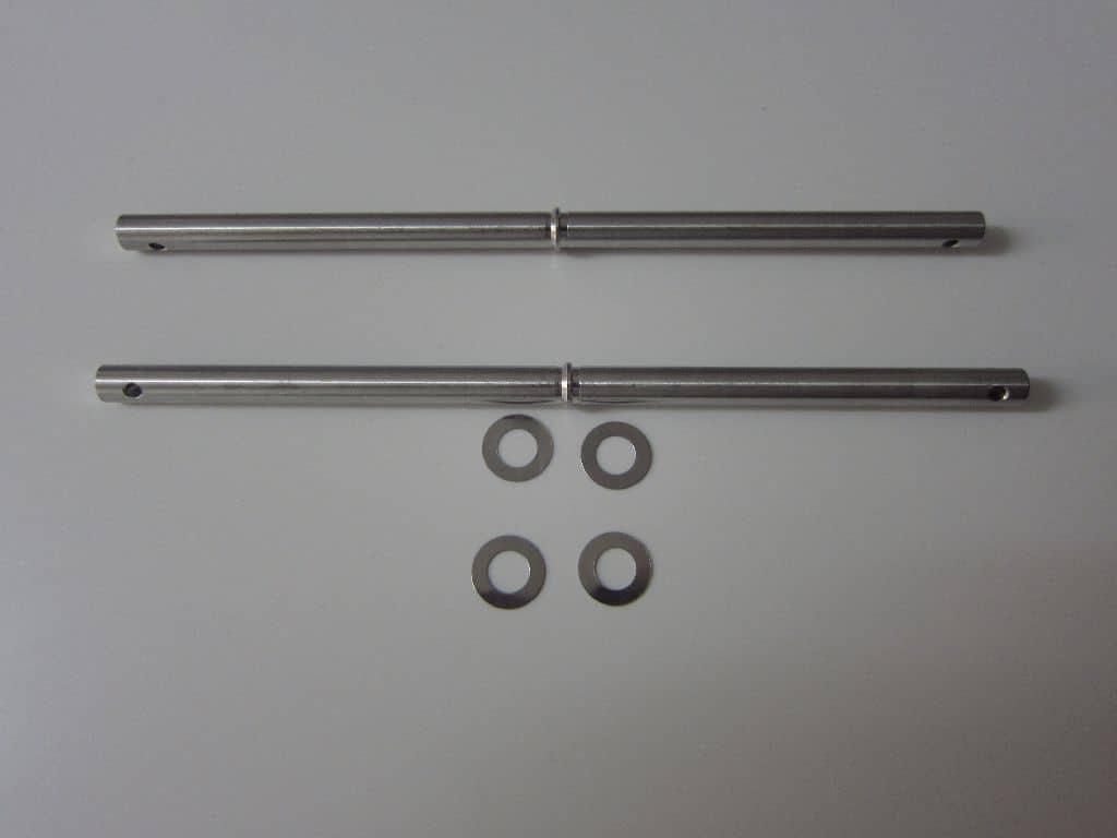 T Rex 450 Hauptrotorwellen pro 118mm
