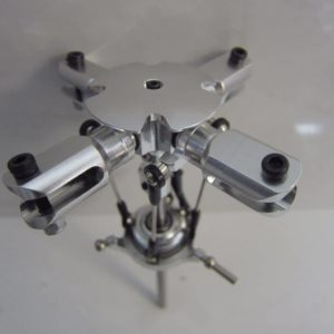 4 Blatt Scale Rotorkopf für 450er Hubschrauber
