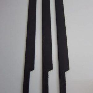 Scale Rotorblätter 450 Heli  3 Blatt Set 320er Kunststoff
