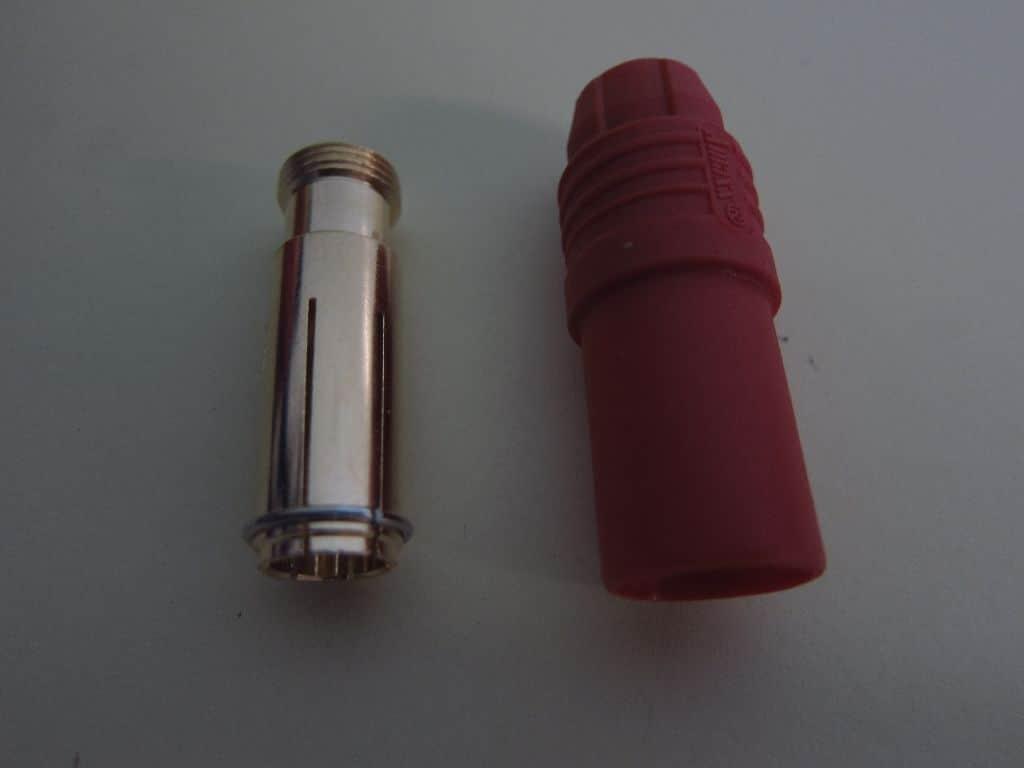 Yukiking Goldkontakte 7,0mm Anti Spark Buchse