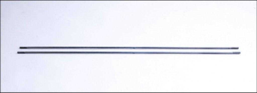 Paddelstange 4 x 520 mm