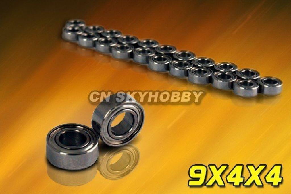 Kugellager für Brushlessmotoren 684ZZ 9x4x4 mm