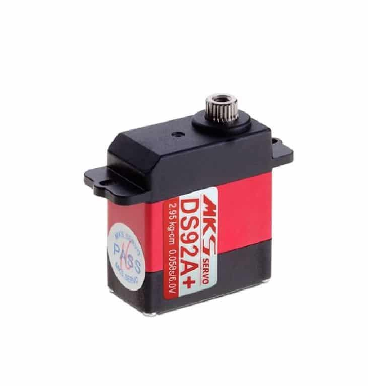 MKS Servo DS92A+ Digital Servo