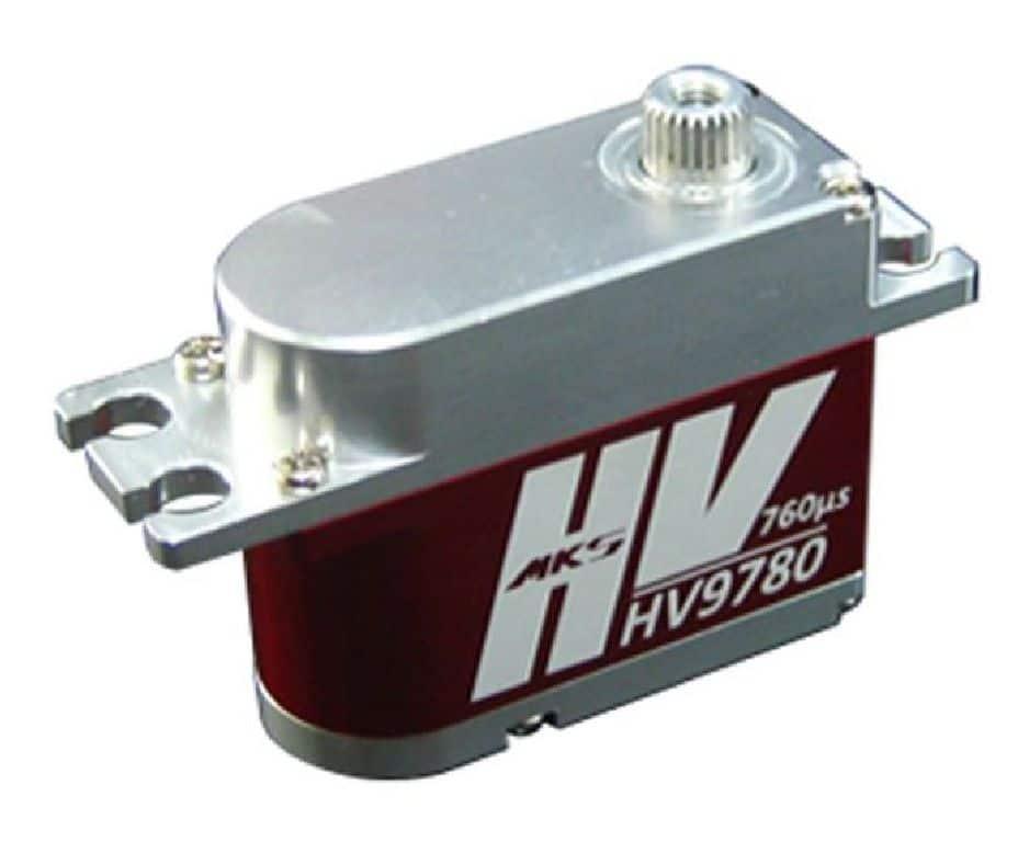 MKS Servo HV 9780 - HV Digital Servo