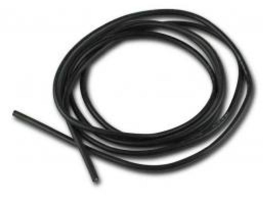 Silikonkabel 0,75 x 1,00 schwarz
