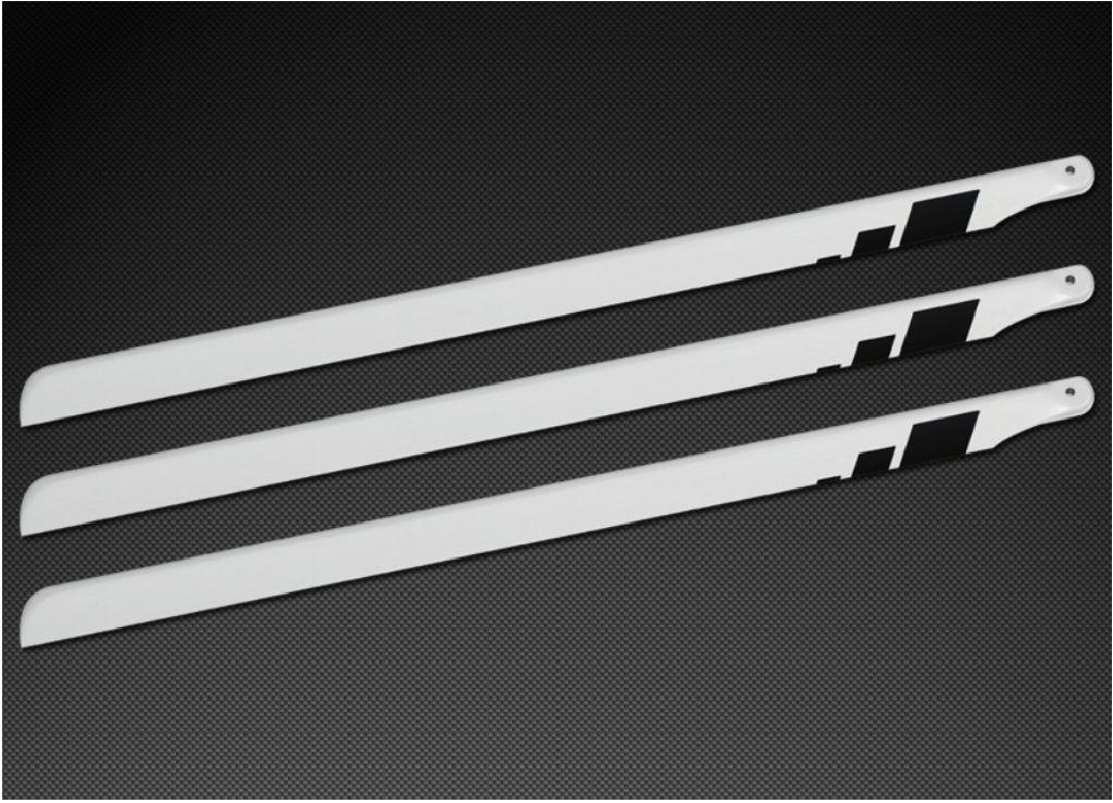 Scale 3 Blattsatz für 450er Helis SpinBlade 350mm