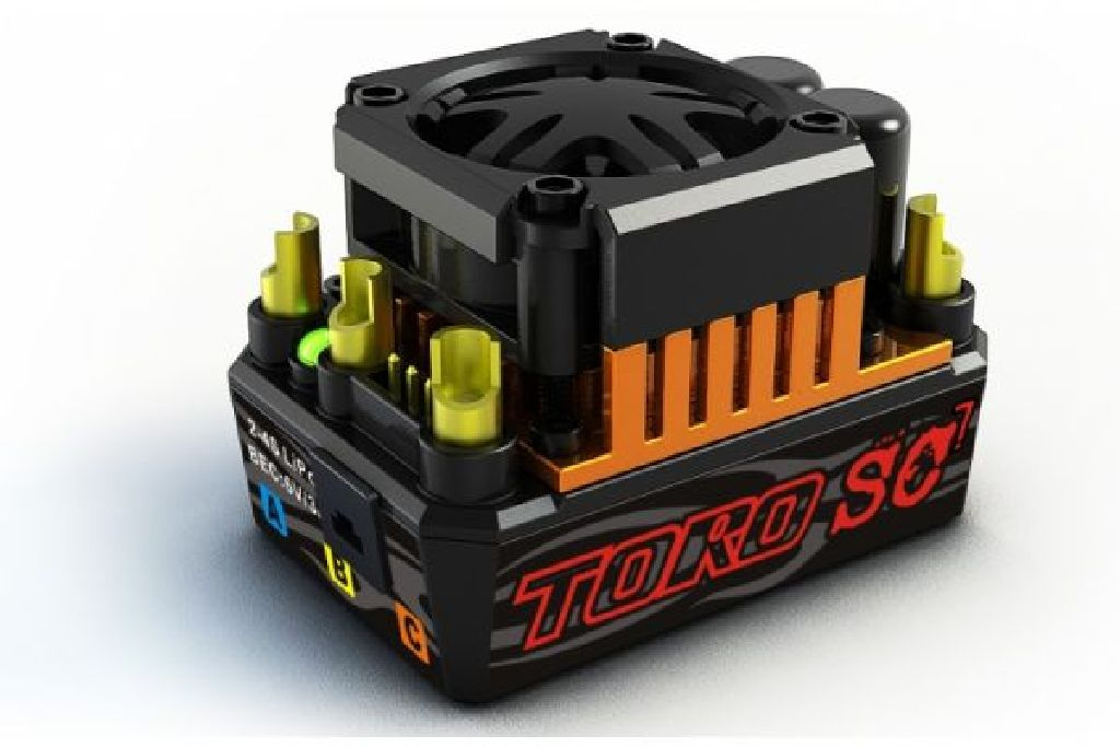 Toro Short Course 120A Regler