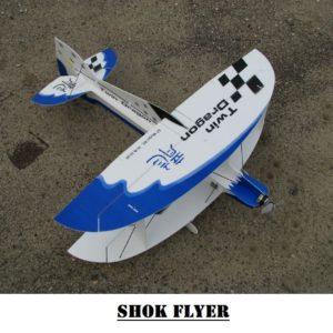 Shok Flyer Twin Dragon
