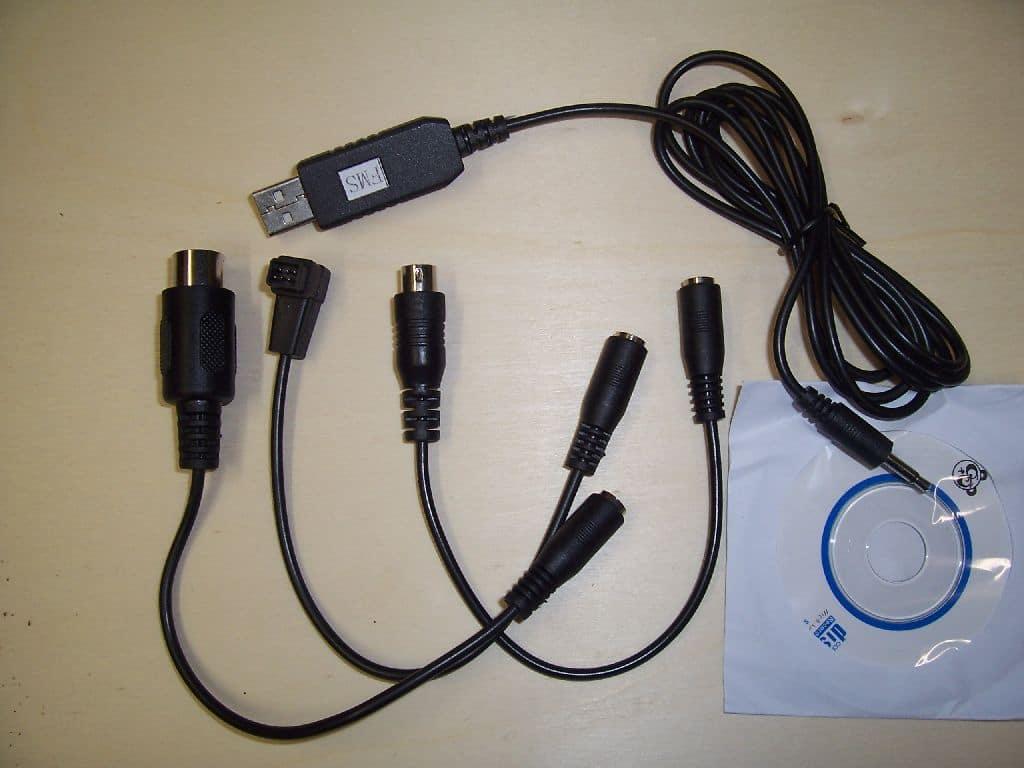 USB Kabel Simulator Modellflug