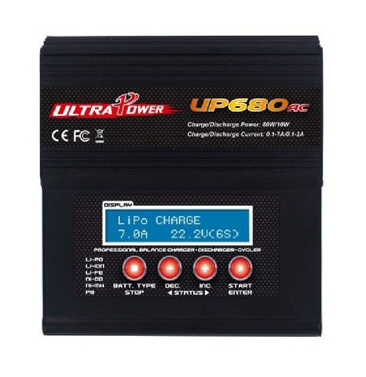 Ultra Power 680AC Dual Power Multilader