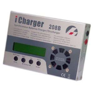 Junsi iCharger 208B Ladegerät 350W 20A, 8S Lipo u. A123 mit Balancer