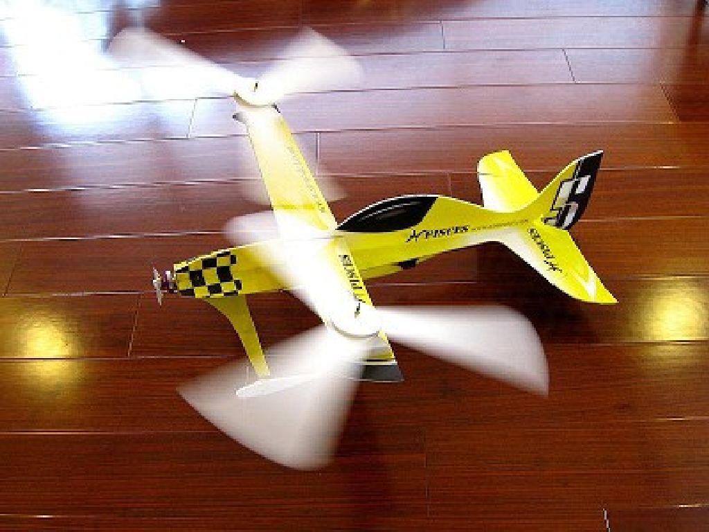 Pisces-Aerobatic Autogyro Shok Flyer