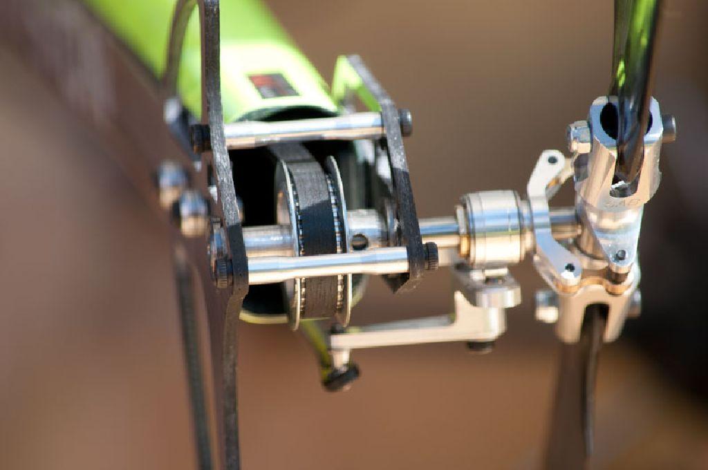 SAB Goblin 630 inkl. SAB Rotorblätter