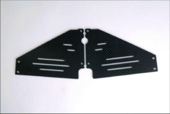 Rear Landing Gear CF
