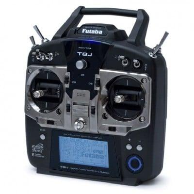 Futaba T8J + Empfänger R2008SB 2,4 GHz