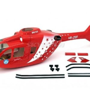 Scale Rumpf Roban EC135 Air Zermatt