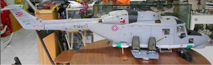 Lynx Rumpf 700/800/Vario Class