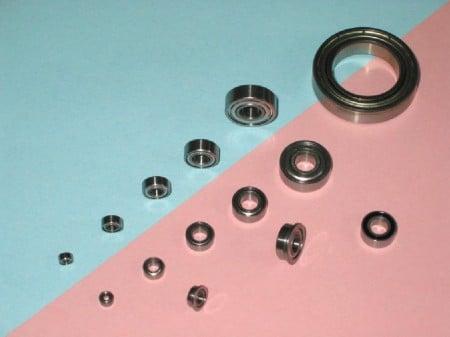 Kugellager für Motoren und Modellbau