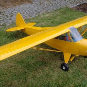 AIRPLANE PIPER PA 18 SUPER CUB (2500 MM) VERSION KIT